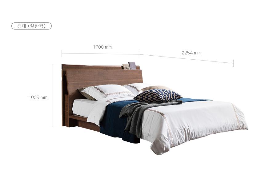 에몬스가구 - 마스터 젠 침실세트