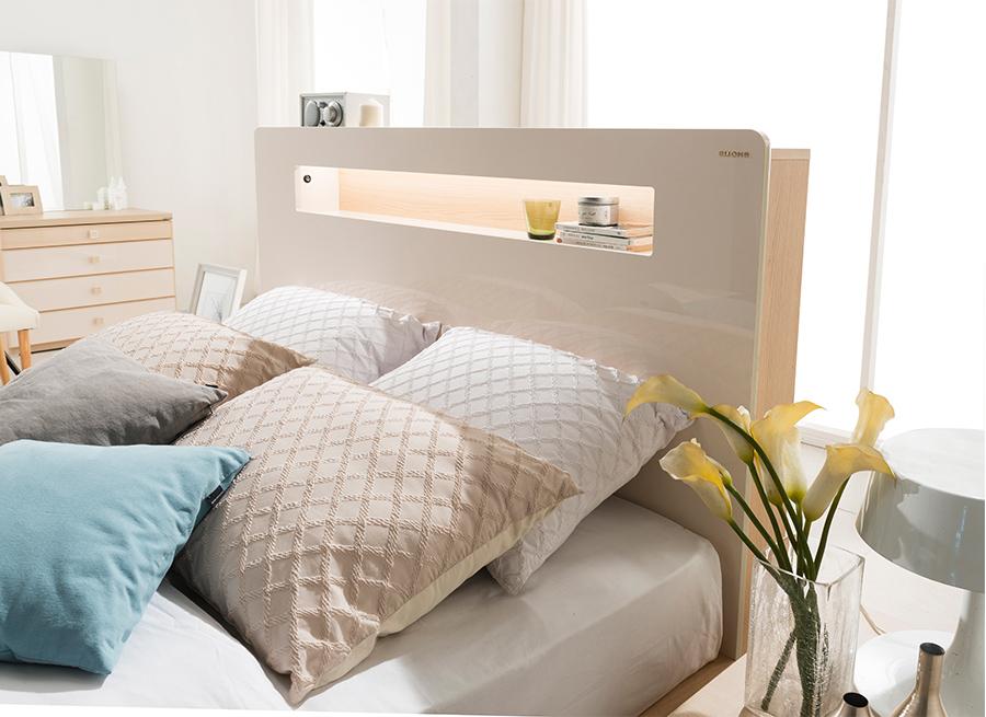 에몬스가구 - 안젤라 붙박이장 침실세트
